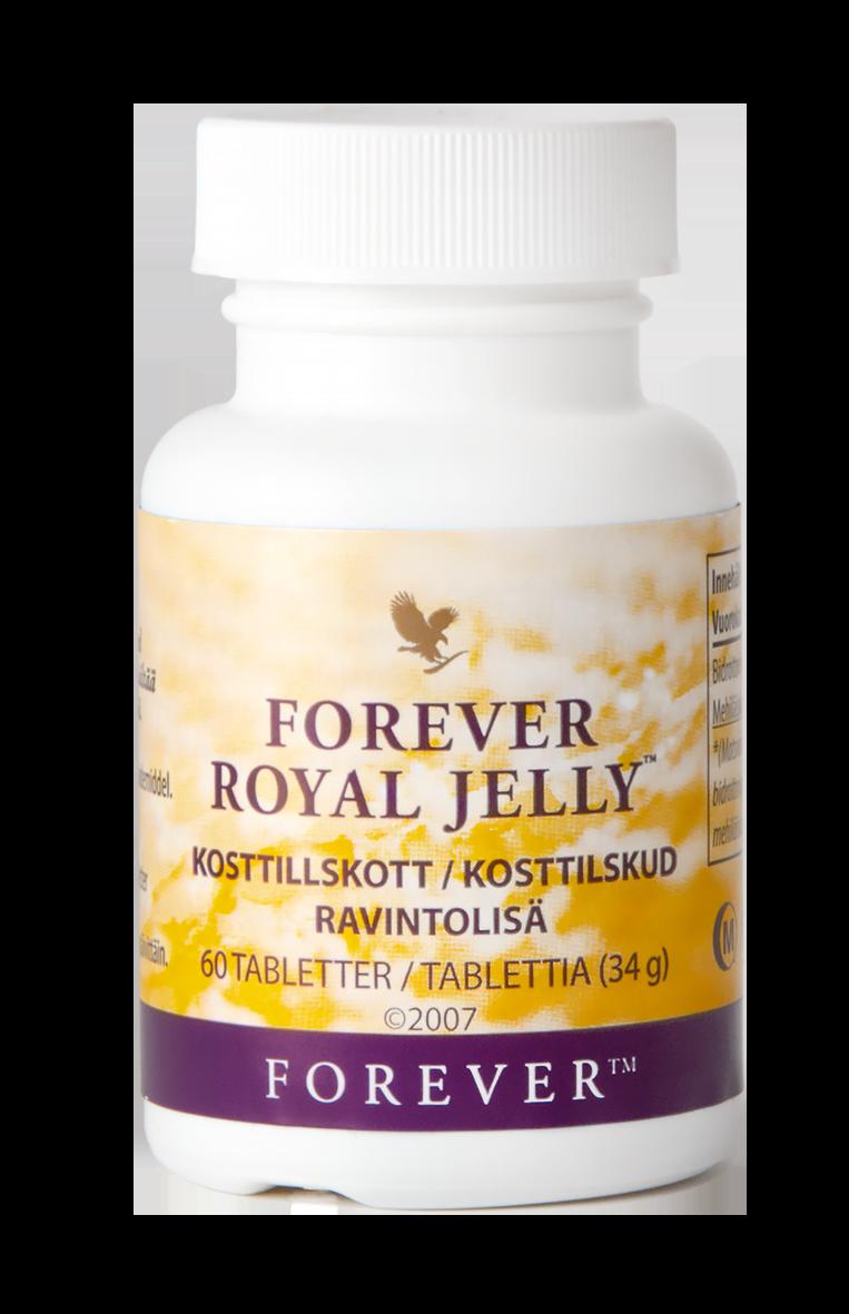 royal jelly kapslar